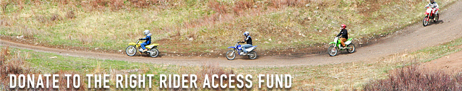 Donate to the Right Rider Access Fund